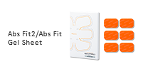 Abs Fit2/Abs Fit Gel Sheet